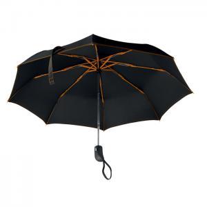 """Składana parasolka 21"""" pomarańczowy"""