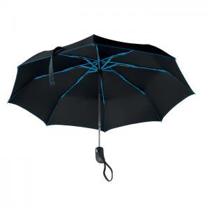 """Składana parasolka 21"""" niebieski"""