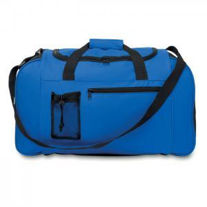 Torba sportowa 600D niebieski