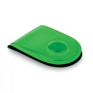Lampka bezpieczeństwa fluorescencyjny zielony