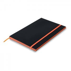 Notatnik A5 pomarańczowy