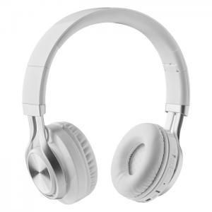 Słuchawki bluetooth biały