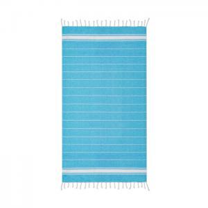 Ręcznik plażowy turkusowy