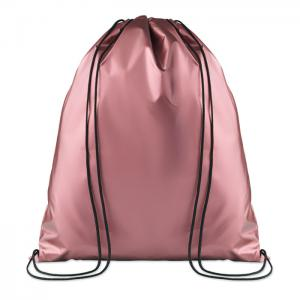 Worek plecak różowy