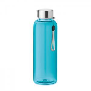 Butelka z tritanu 500ml przezroczysty niebieski