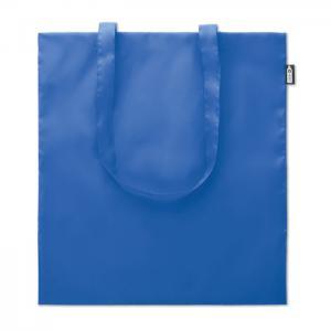 Torba na zakupy z RPET niebieski