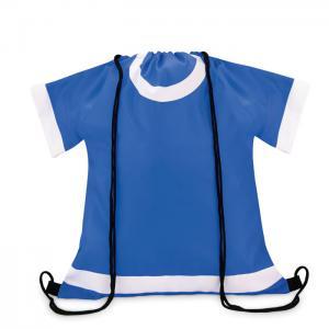 Plecak ze sznurkiem niebieski
