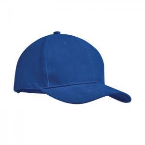 Czapeczka bejsbolowa niebieski
