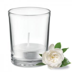 Świeczka zapachowa biały