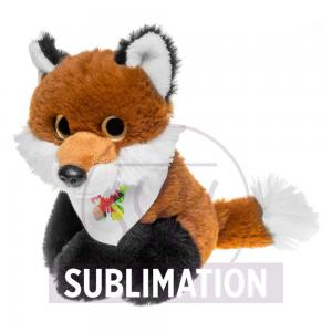 Savvy, pluszowy lis