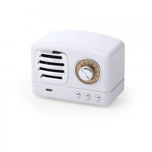 Głośnik bezprzewodowy 3W w stylu retro, radio