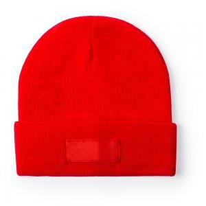 Czapka zimowa czerwony