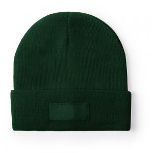 Czapka zimowa zielony