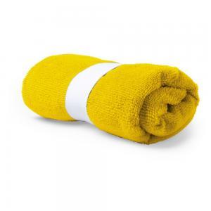 Ręcznik żółty