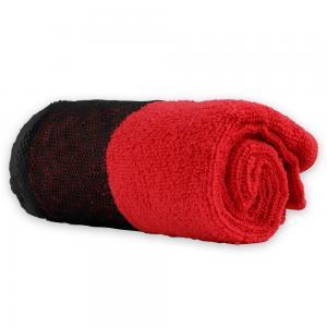 Ręcznik czerwony