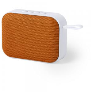 Głośnik bezprzewodowy 3W, radio pomarańczowy