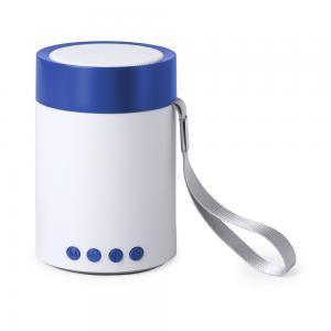 Głośnik bezprzewodowy 3W, radio niebieski