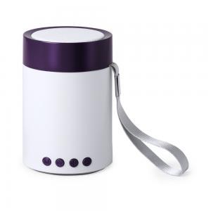 Głośnik bezprzewodowy 3W, radio fioletowy