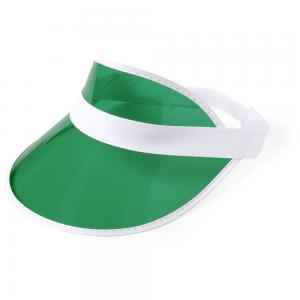 Daszek przeciwsłoneczny zielony