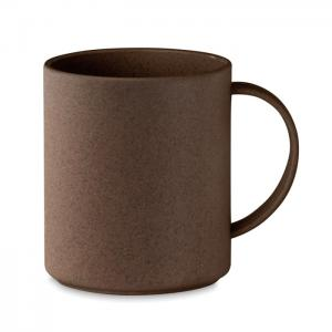 Kubek - łuski kawowe/PP