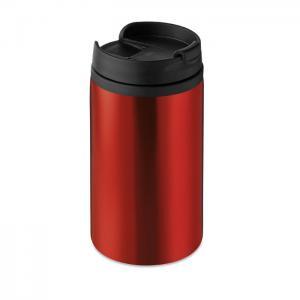 Kubek 250ml czerwony