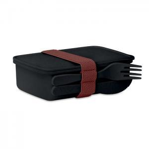 Pudełko na lunch czarny