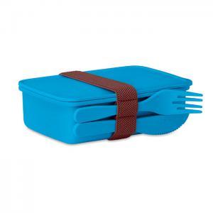 Pudełko na lunch granatowy