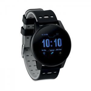 Smart watch sportowy szary