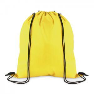 Worek z poliestru 210D żółty
