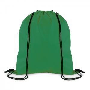 Worek z poliestru 210D zielony