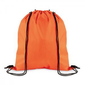 Worek z poliestru 210D pomarańczowy