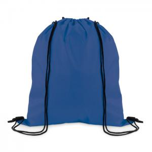 Worek z poliestru 210D niebieski