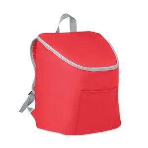 Torba - plecak termiczna czerwony