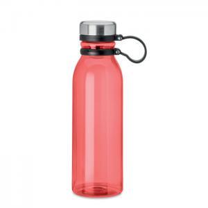 Butelka RPET 780 ml przezroczysty czerwony