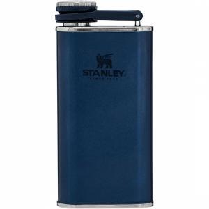 PIERSIÓWKA STANLEY CLASSIC EASY FILL WIDE MOUTH FLASK 0,23 L granatowy