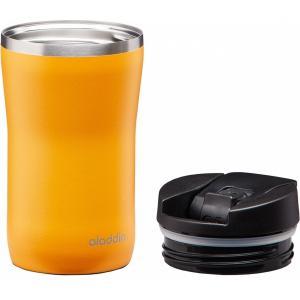 KUBEK ALADDIN CAFE THERMAVAC LEAK-LOCK STAINLESS STEEL MUG 0,25 L