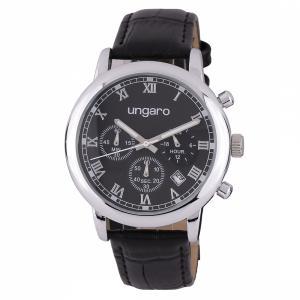 Chronograf Primo Leather Black
