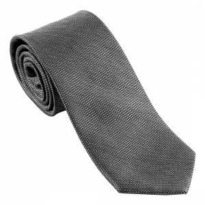 Jedwabny Krawat Leone Black
