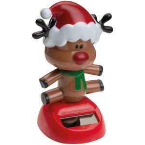 Figurka świąteczna czerwony - Renifer