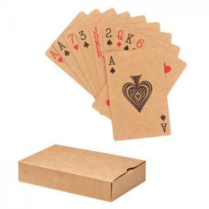 Karty do gry z recyklingu