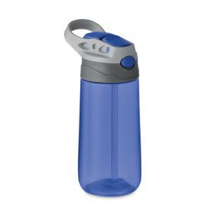 Butelka Tritan ™ 450 ml przezroczysty niebieski