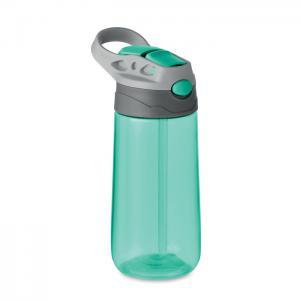 Butelka Tritan ™ 450 ml przezroczysty zielony