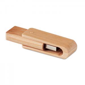 Pamięć USB 16GB drewna