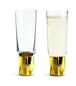Kieliszki do szampana Club, 2-pak