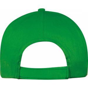 Czapka z daszkiem 5 paneli SANTA FE zielony