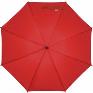 Parasol automatyczny HASSELT czerwony