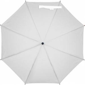 Parasol automatyczny HASSELT biały