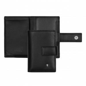 Card holder RFID protected Classicals Black
