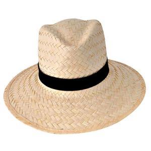 Słomkowy kapelusz męski