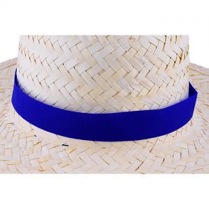 Tasiemka non-woven do kapelusza Royal blue